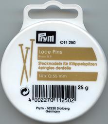 Prym 011250 Stecknadeln MS 506