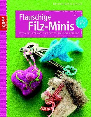 Topp 3824 Flauschige Filz-Maus