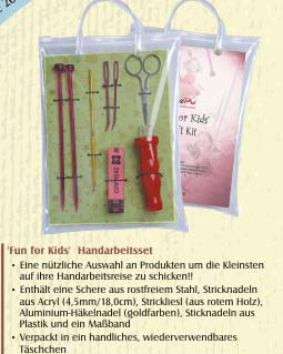 Knit Pro Fun for Kids Set