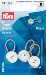 Prym 311531 Flexi-Knöpfe