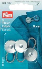 Prym 311532 Flexi Knöpfe