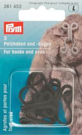 Prym 261453 Pelzh.& Augen SB