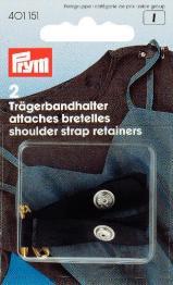 Prym 401151 Trägerbandhalter