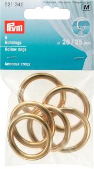 Prym 521340 Hohlringe MS SB