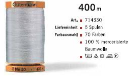 Gütermann 714330 BW 400m/5Sp.