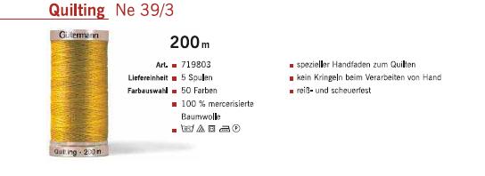 Gütermann 719803 200m/5Sp.