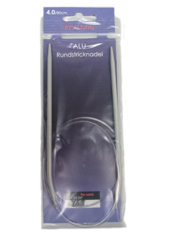 Rundnadel Alu 80cm/2,5