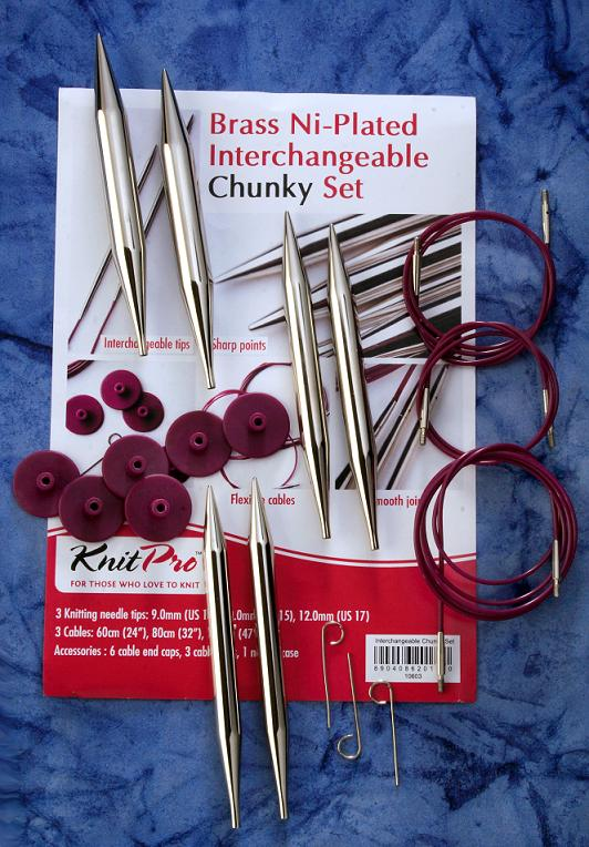 Knit Pro Metall R.N. Set 10603