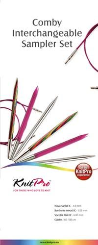 Knit Pro Austausch Musterset