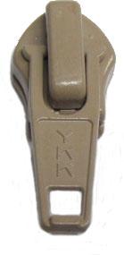 YKK 0050720 Schieber 10er P.