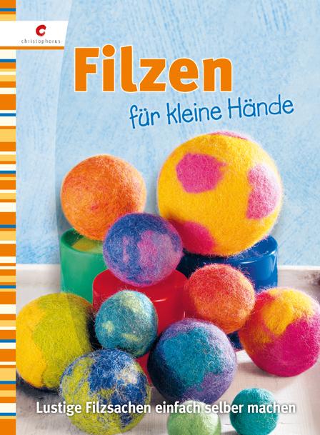 CV 3319 Filzen f. kleine Hände