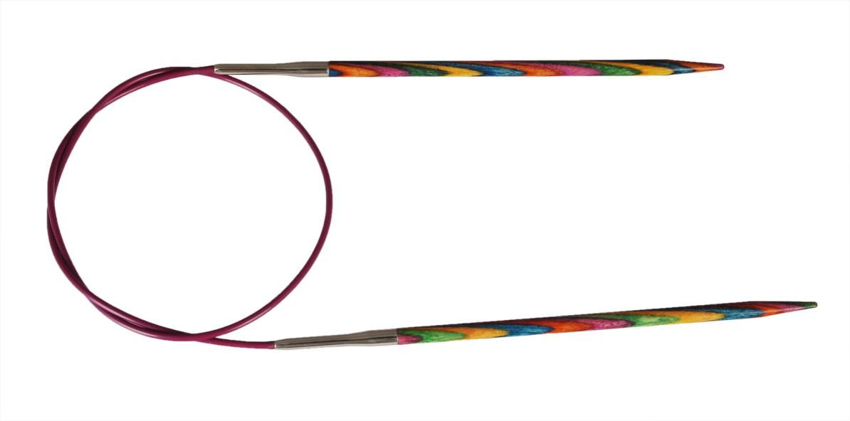 Knit Pro Holz Rundnadel 50cm
