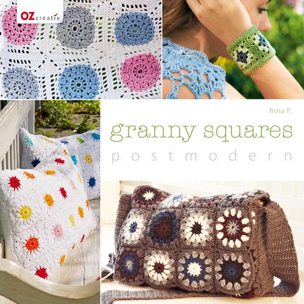 OZ creativ 6182 granny squares