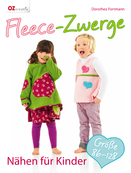 OZ creativ 6216 Fleece-Zwerge
