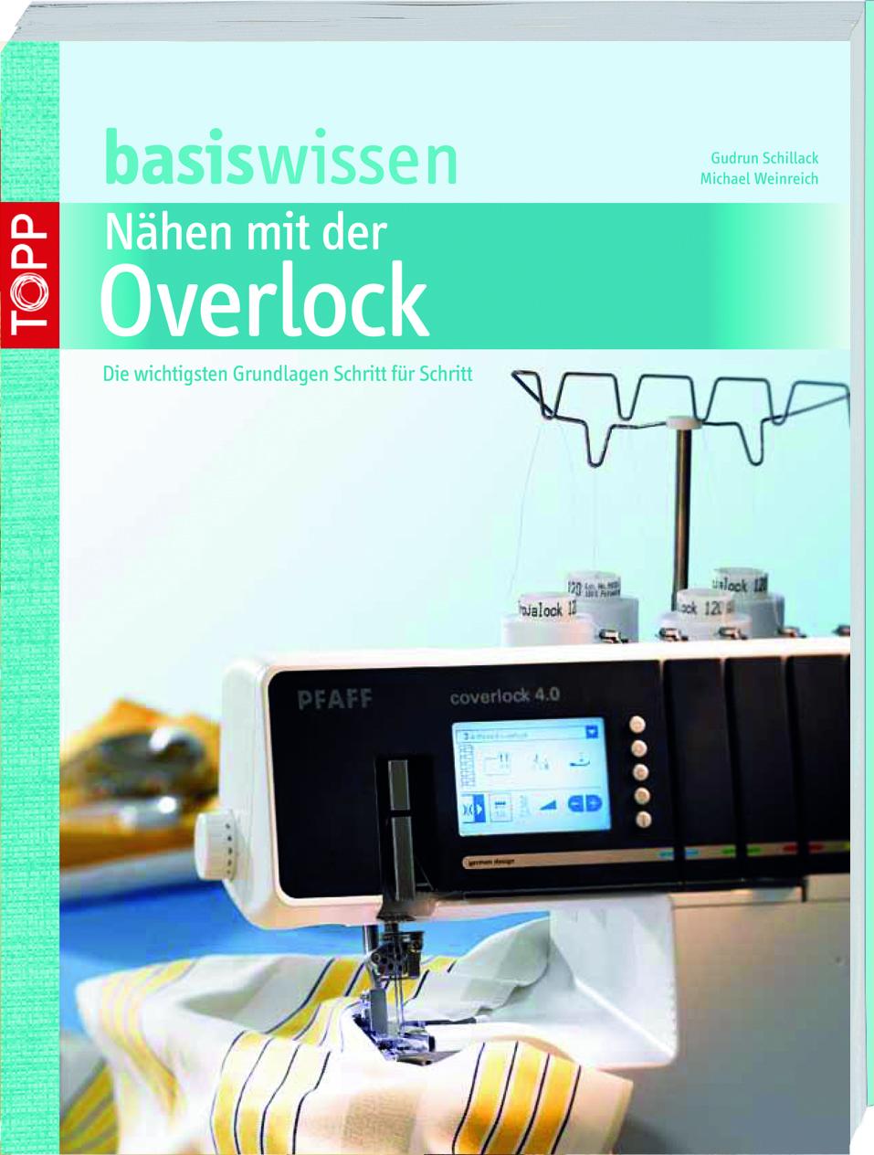 Topp 6357 basiswissen Overlock