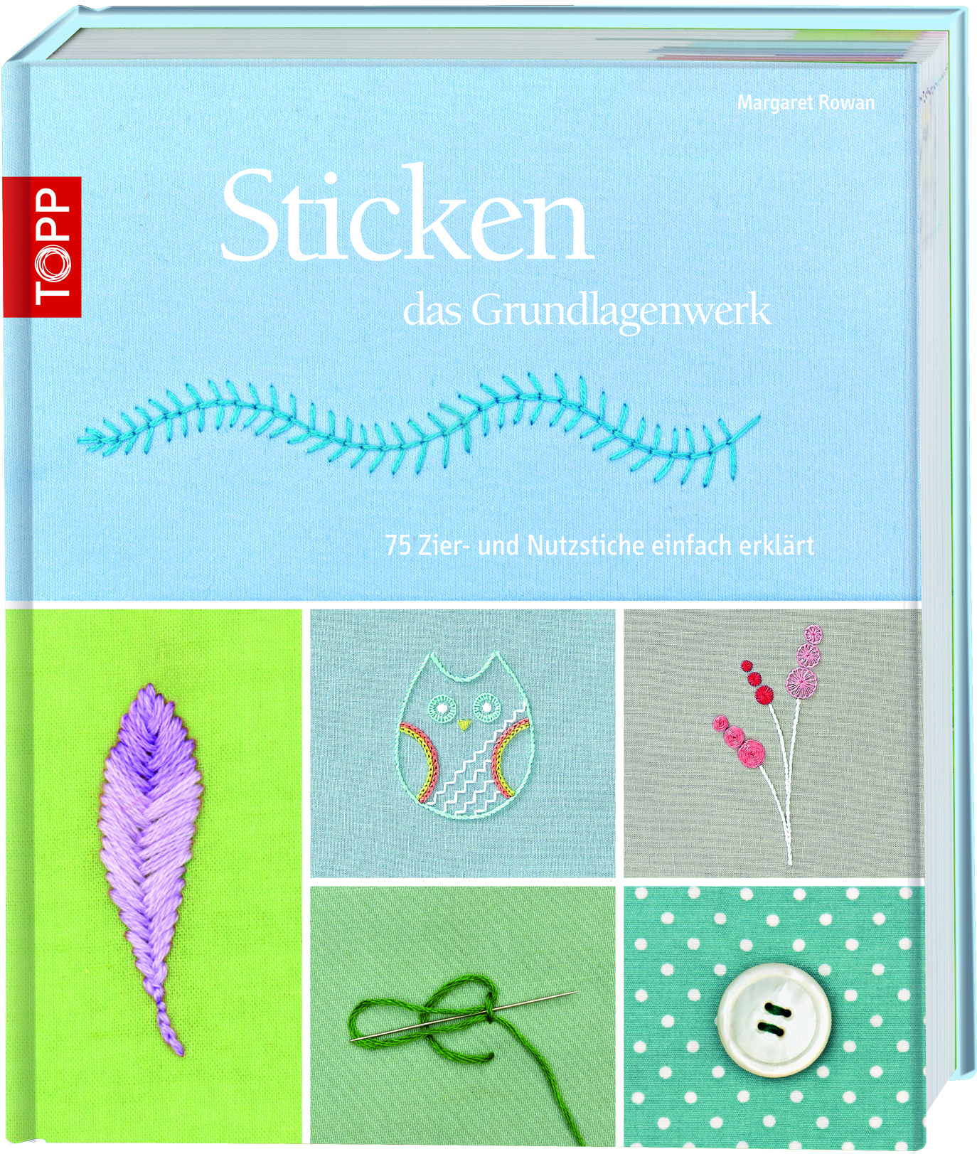 Topp 6368 Sticken -