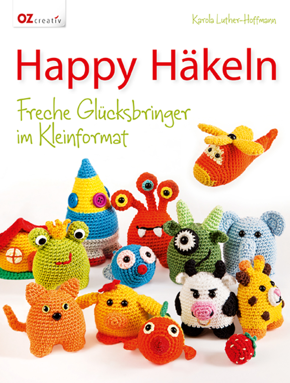 OZ creativ 6314 Happy Häkeln