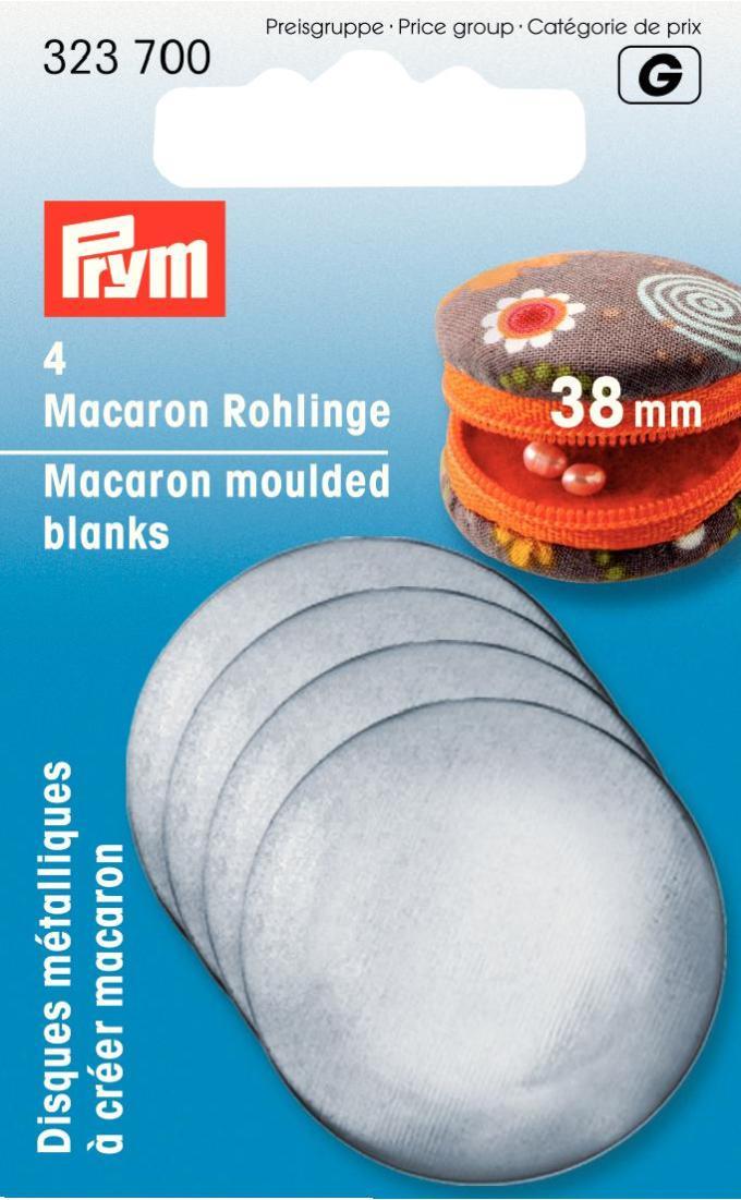 Prym 323700 Macaron Rohlinge
