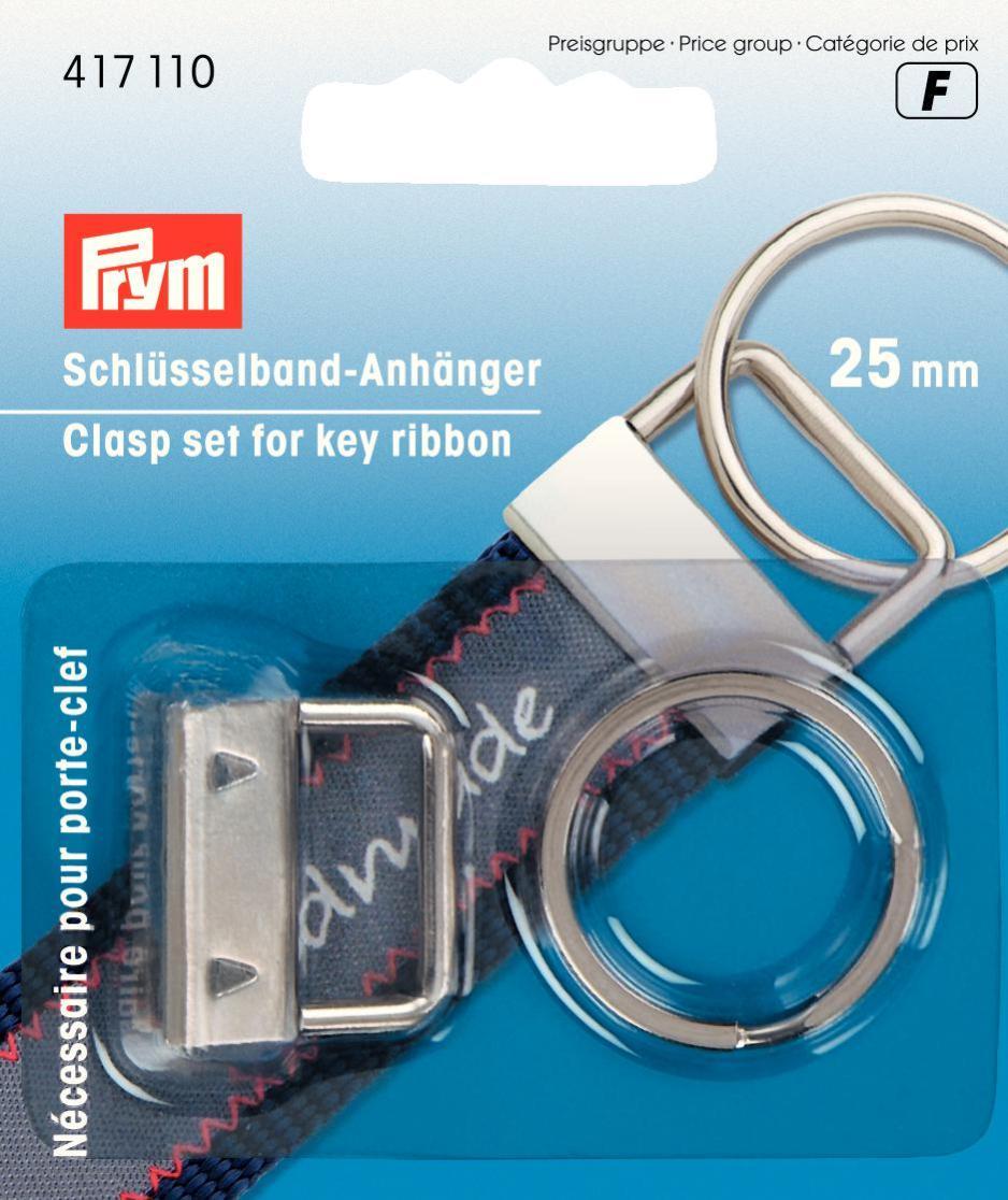 Prym 417110 Schlüsselband-Anhänger