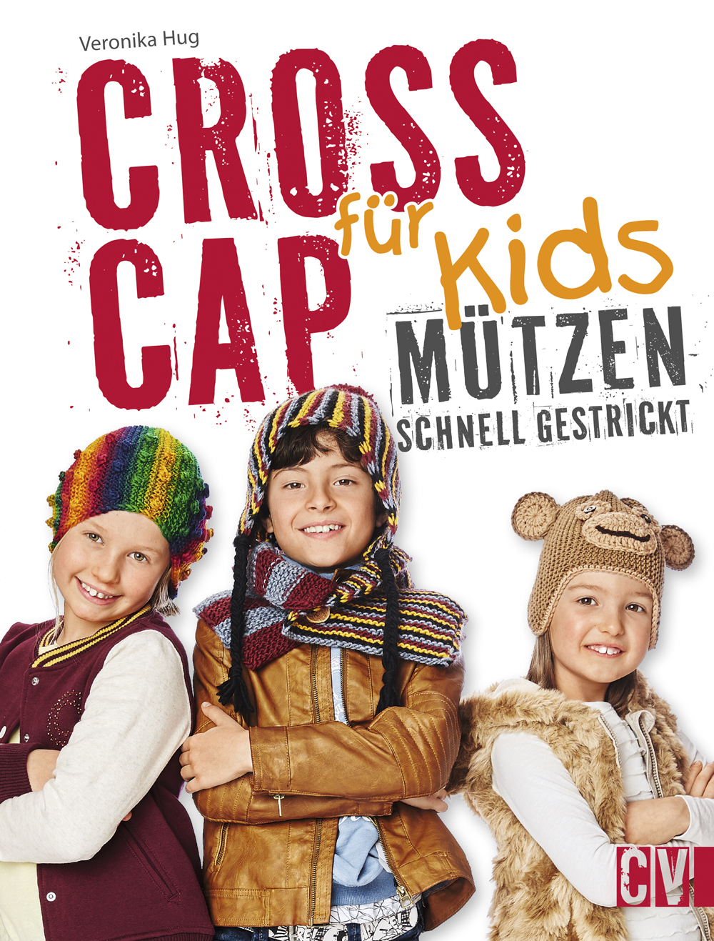 CV 6346 Cross Cap für Kids