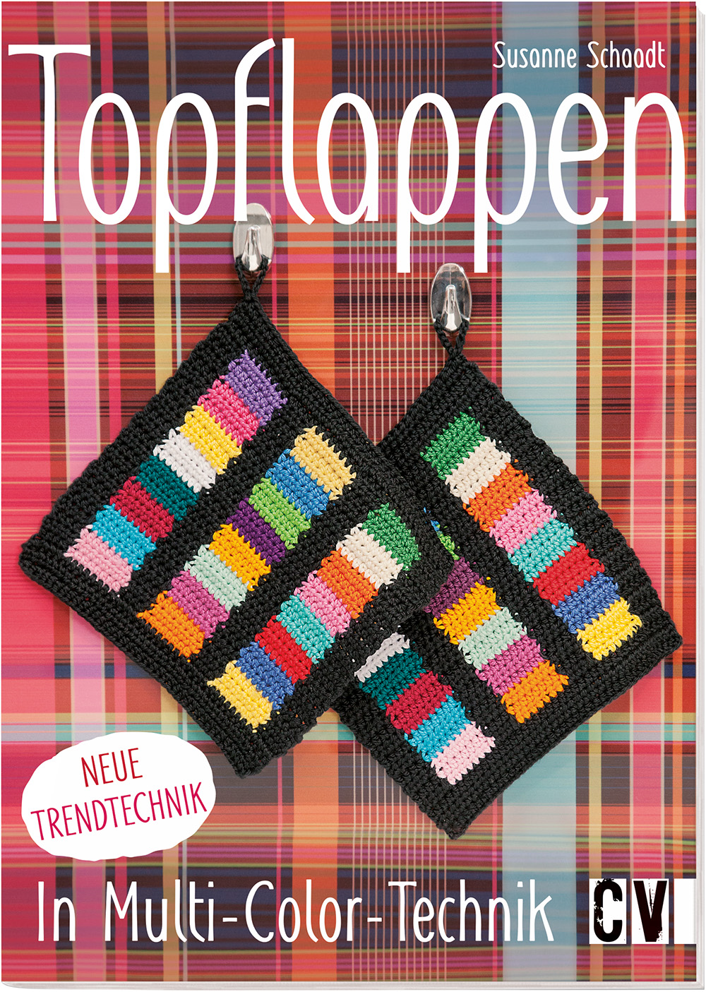 CV 6350 Topflappen in Multi-