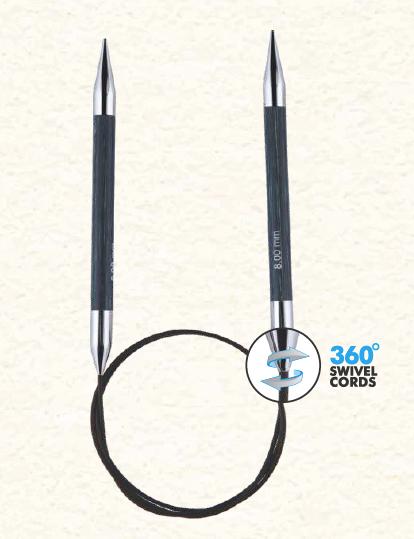 Knit Pro Royale RN 40cm 360°