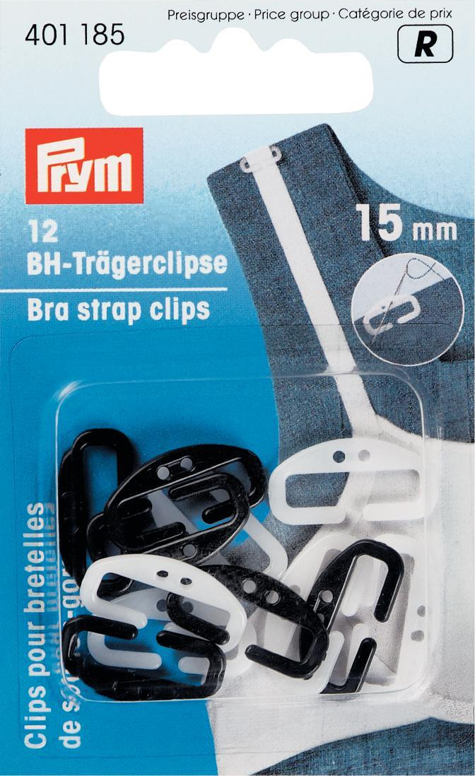 Prym 401185 BH-Trägerclipse