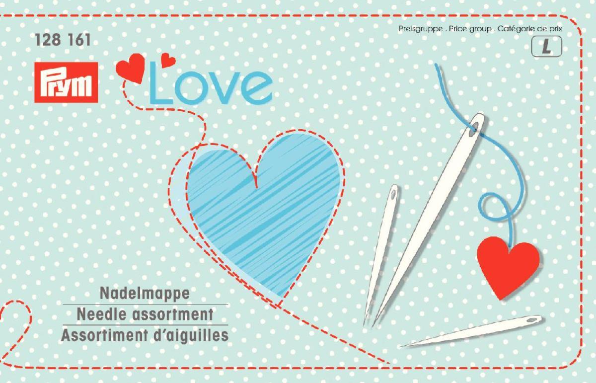 Prym 128161 Love Nadelmappe