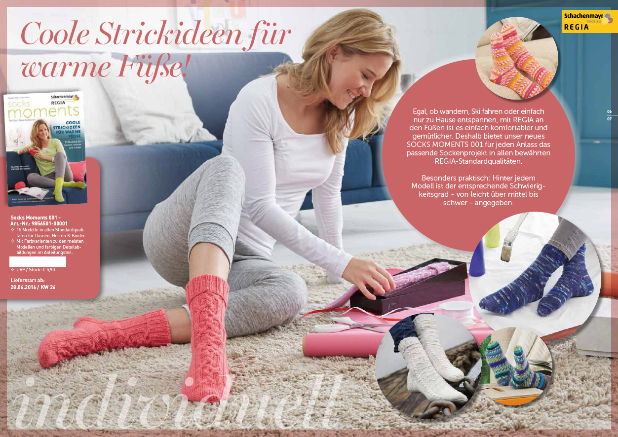 Magazin 001 Socks Moments