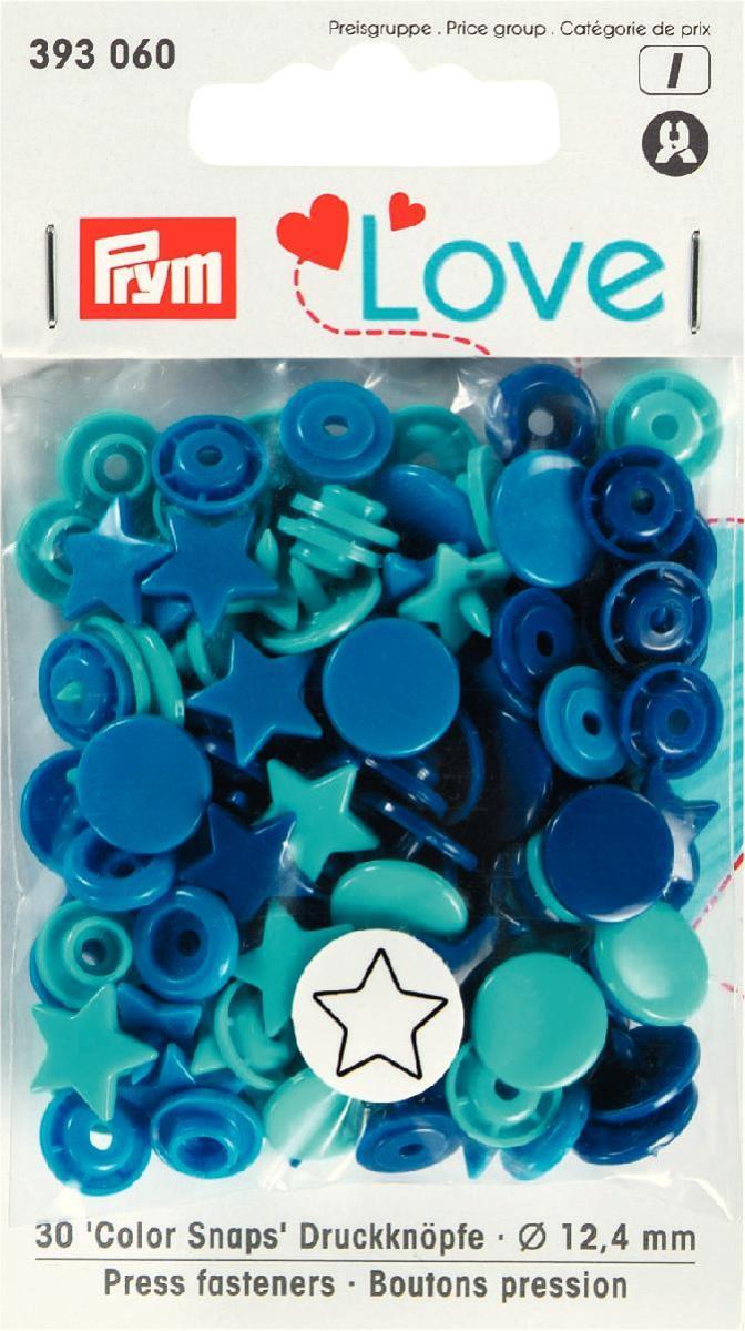Prym 393060..061 Love Druckkn.