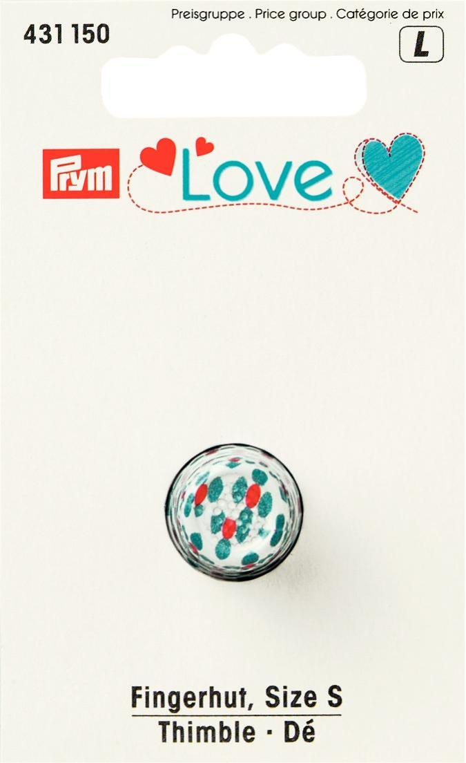 Prym 431150..431152 Love Fingerhut