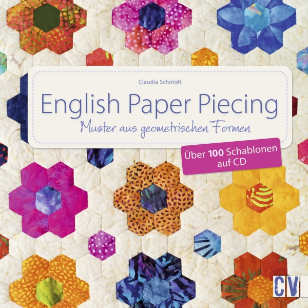 CV 6081 English Paper Piecing