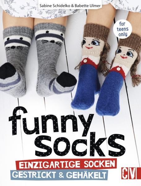 CV 6387 Funny Socks