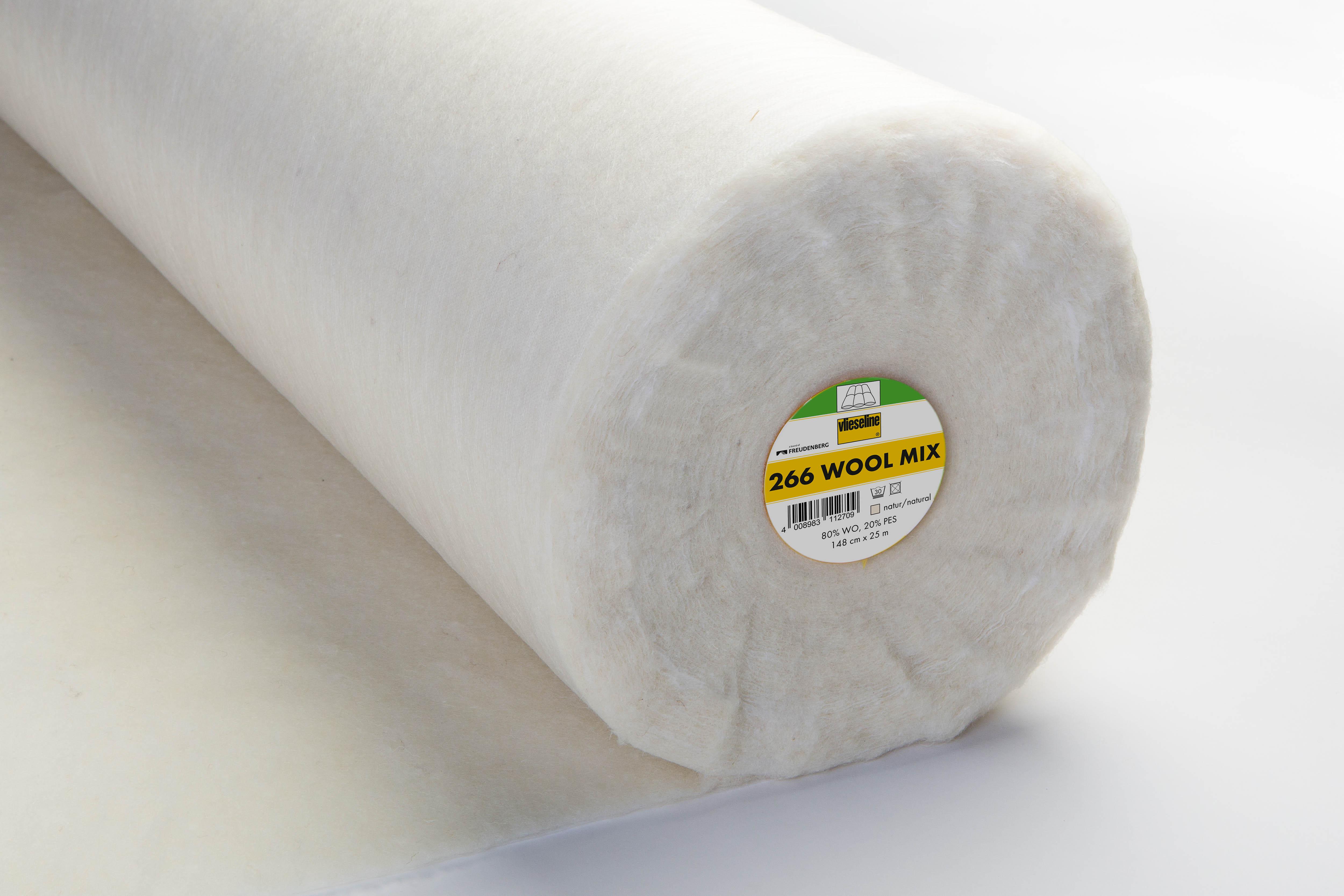 Naturvolumenvlies 266 Wool Mix