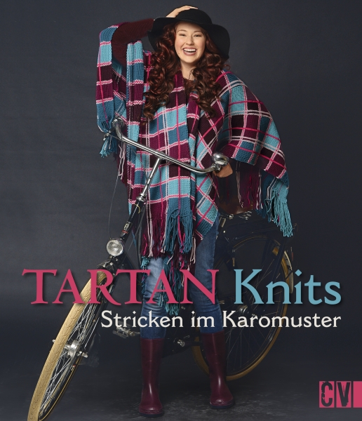 CV 6469 Tartan Knits Stricken im Karomuster