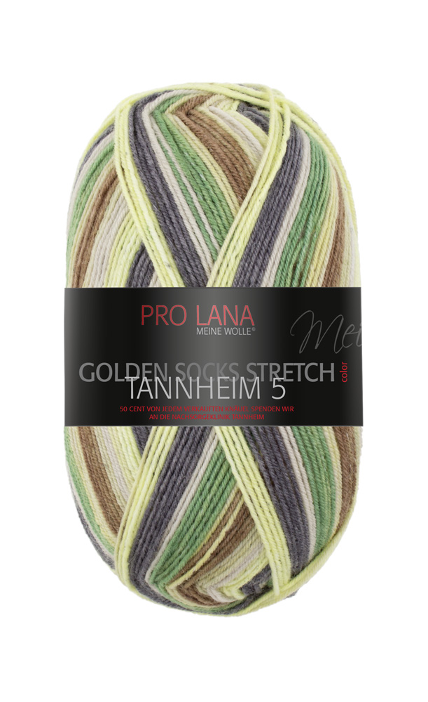 Golden Socks 4f.100g Tannheim 5