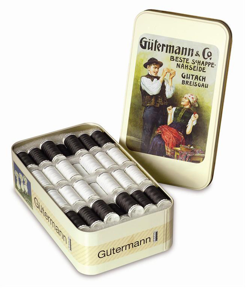 Gütermann 777927 Nostalgie-Box