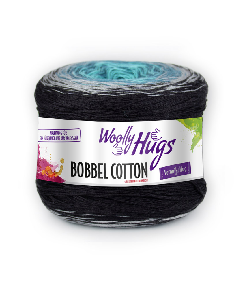 Woolly Hugs BOBBEL cotton 200g