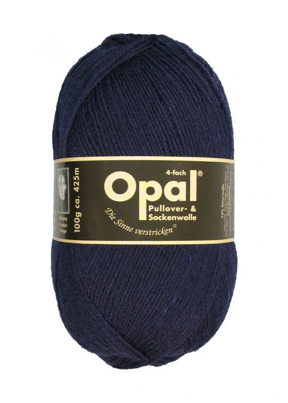 Opal 4f. 100g uni Einzelfarbe