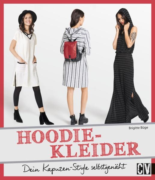 CV 6477 Hoodie-Kleider