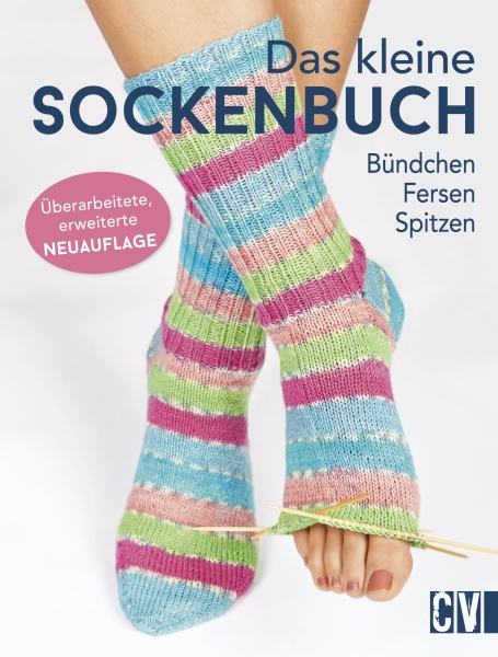 CV 6487 Das kleine Sockenbuch