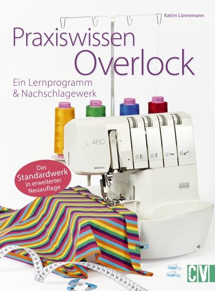 CV 6488 Praxiswissen Overlock