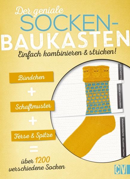 CV 6496 Der geniale Socken-