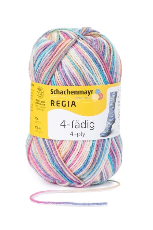 Regia Color 4 fädig, 9801281