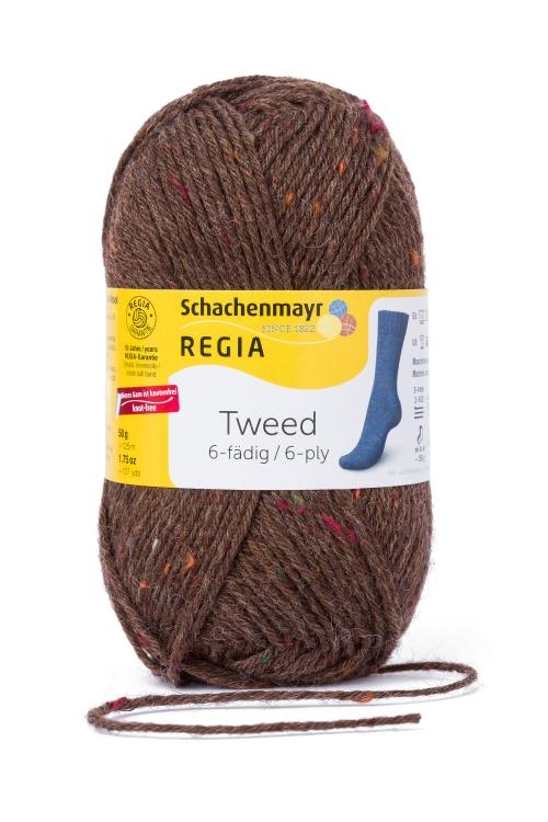 Regia Tweed 6fach 50g 0,5kg