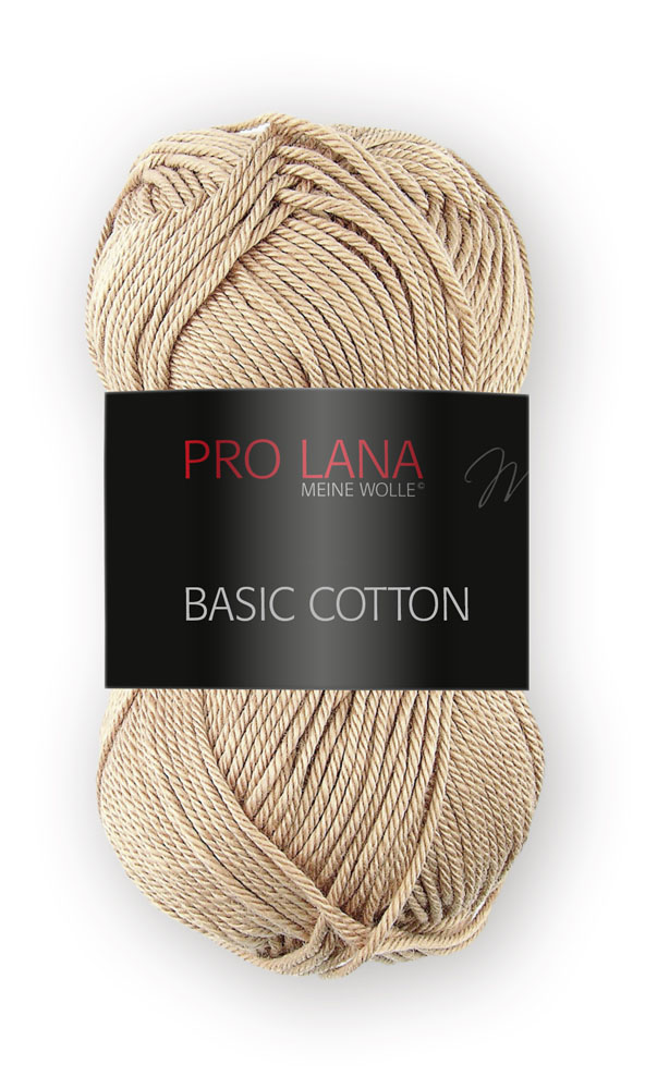 Pro Lana Basic cotton 0,5kg  50g