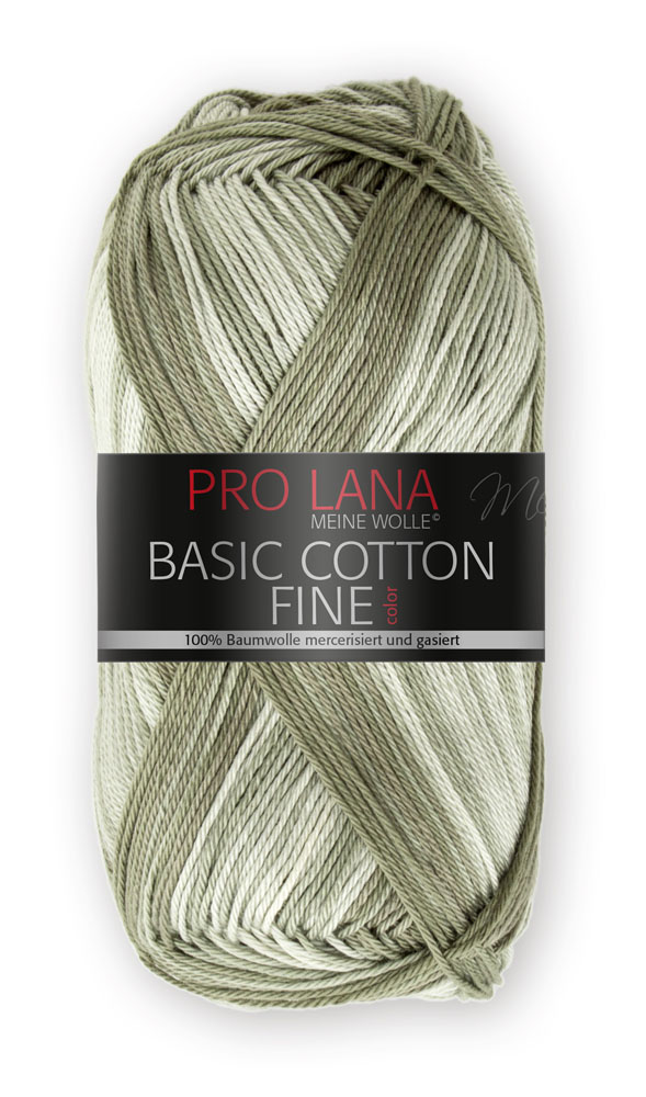 Pro Lana Basic cotton fine col