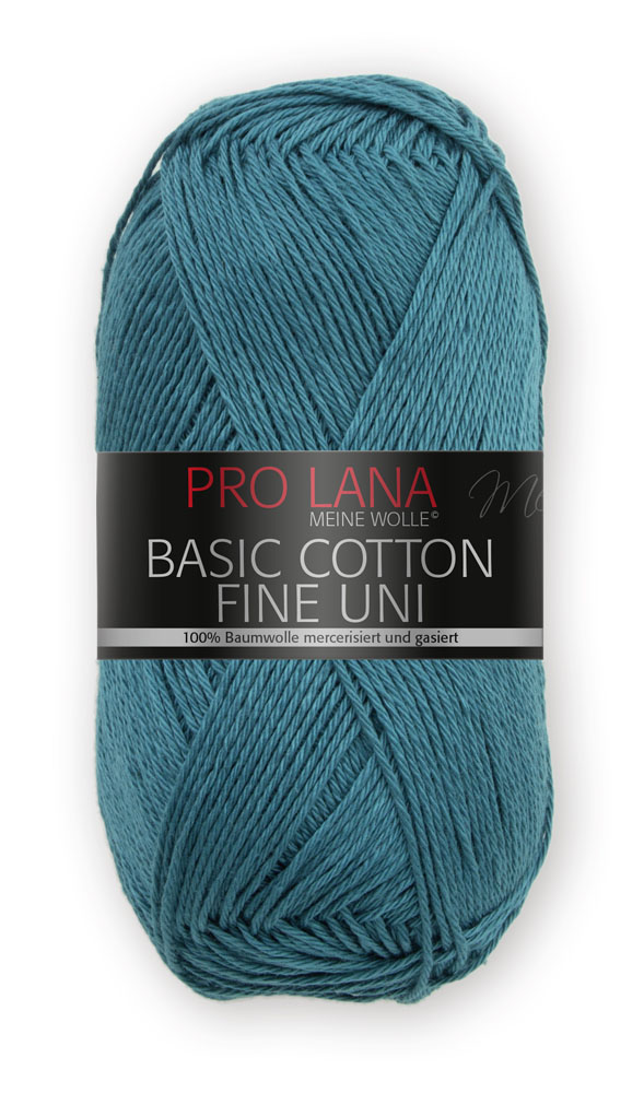 Pro Lana Basic cotton fine uni