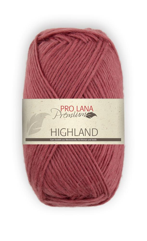 Pro Lana Highland 50g VE 0,5kg