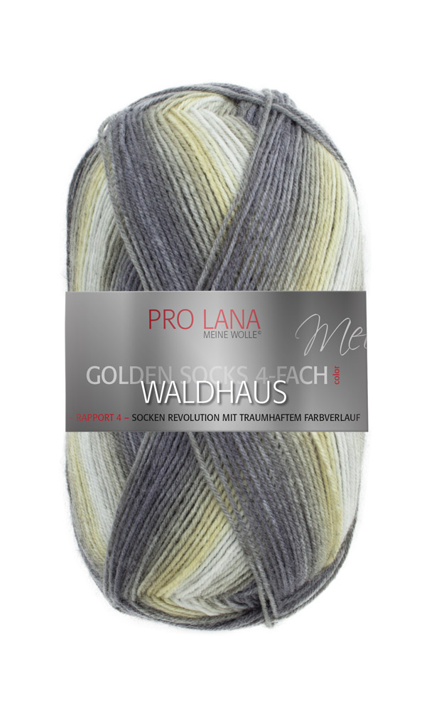 PL Golden So. 4f.100g Waldhaus